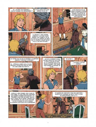 Page 6 Corentin - Les trois perles de Sa-Skya
