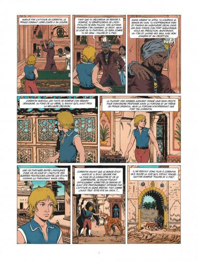 Page 7 Corentin - Les trois perles de Sa-Skya