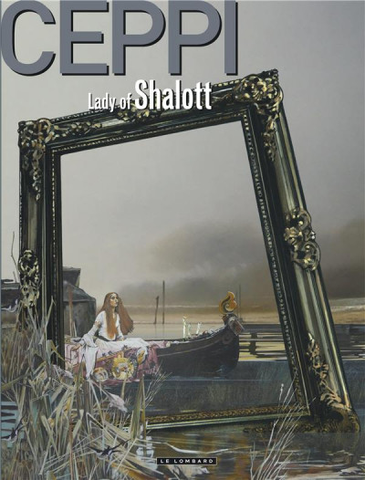 Couverture Lady of Shalott
