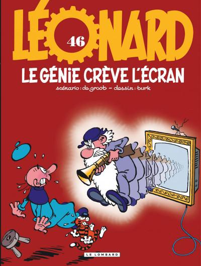 Couverture Léonard tome 46