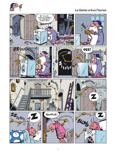 Page 3 Léonard tome 46