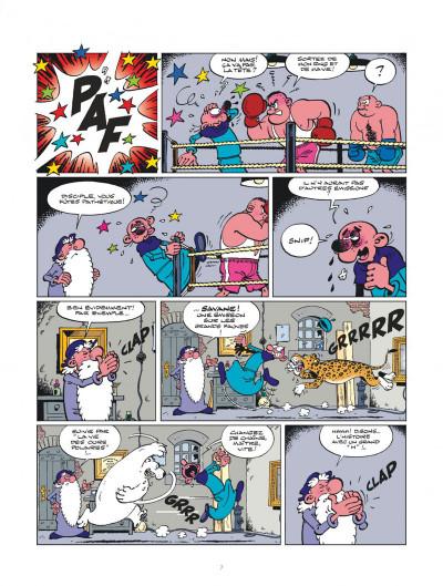 Page 7 Léonard tome 46
