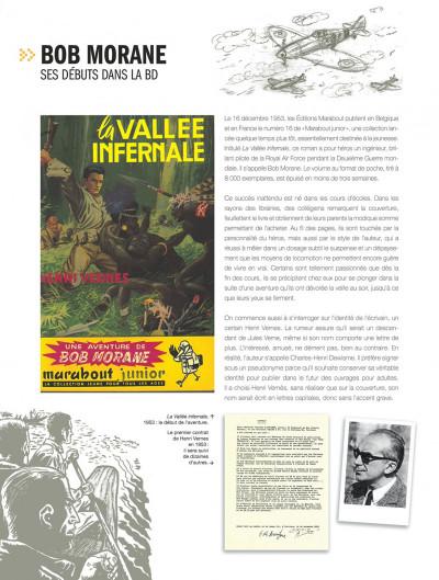 Page 4 Bob Morane intégrale nouvelle version tome 1