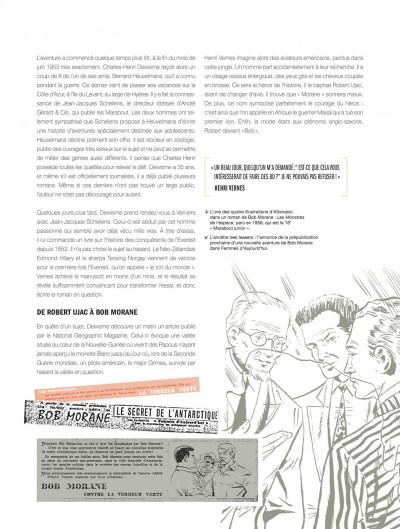 Page 5 Bob Morane intégrale nouvelle version tome 1