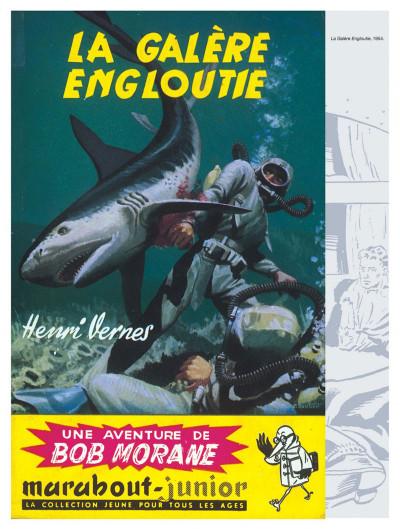 Page 6 Bob Morane intégrale nouvelle version tome 1