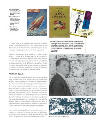 Page 7 Bob Morane intégrale nouvelle version tome 1
