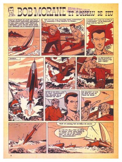 Page 9 Bob Morane intégrale nouvelle version tome 1