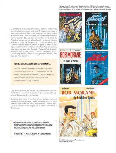 Page 5 Bob Morane intégrale nouvelle version tome 2