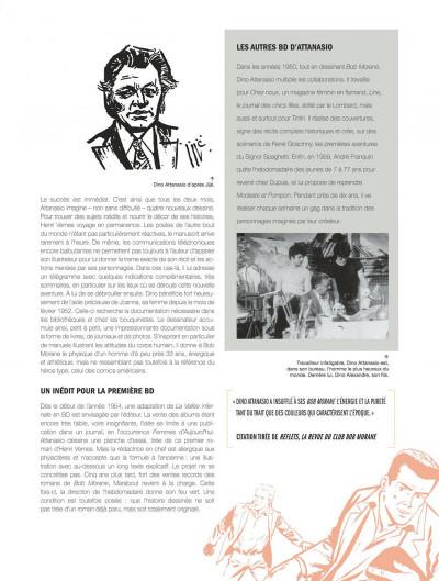 Page 7 Bob Morane intégrale nouvelle version tome 2