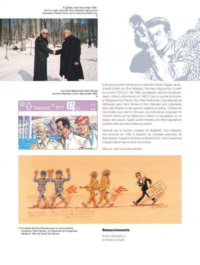 Page 8 Bob Morane intégrale nouvelle version tome 2