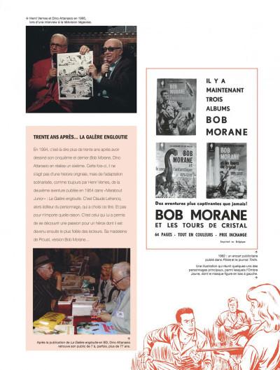 Page 9 Bob Morane intégrale nouvelle version tome 2