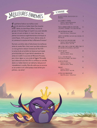 Page 2 Angry Birds - Stella tome 2