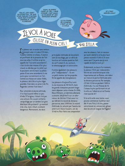 Page 3 Angry Birds - Stella tome 2