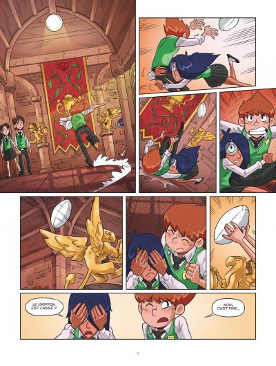 Page 5 Ovalon tome 1