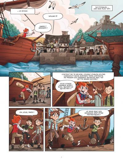 Page 7 Ovalon tome 1