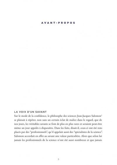 Page 5 La petite bédéthèque des savoirs tome 2 - L'univers