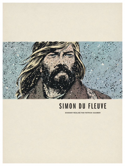 Page 2 Simon du fleuve intégrale tome 1
