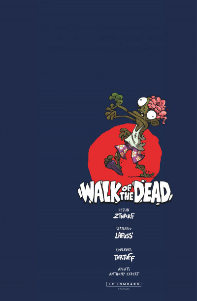 Page 3 Walk of the dead