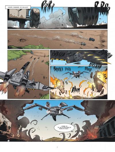 Page 3 Drones tome 2 - Post Trauma