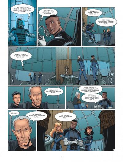 Page 4 Drones tome 2 - Post Trauma