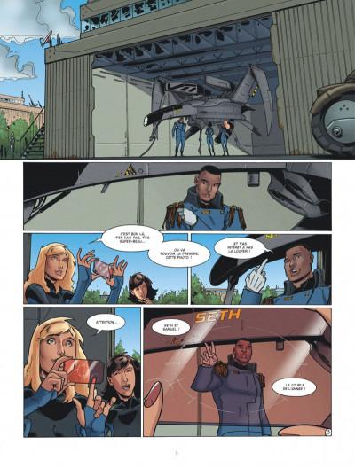 Page 5 Drones tome 2 - Post Trauma