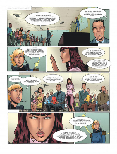 Page 6 Drones tome 2 - Post Trauma