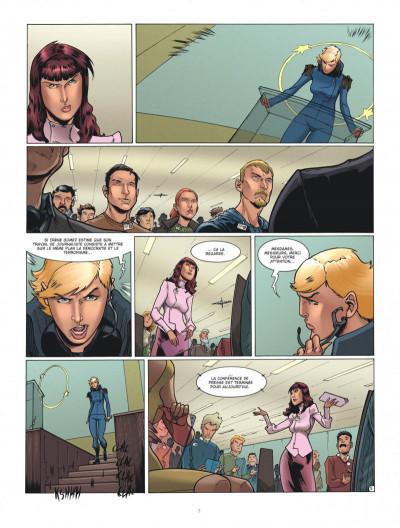 Page 7 Drones tome 2 - Post Trauma