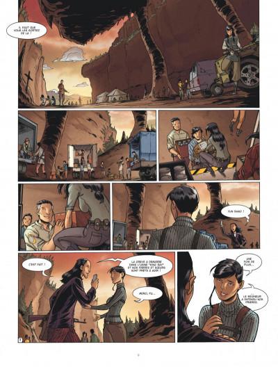 Page 9 Drones tome 2 - Post Trauma