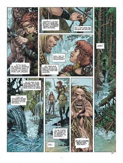 Page 7 Saga Valta tome 3 + ex-libris offert