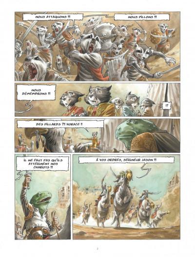 Page 3 Le règne tome 1