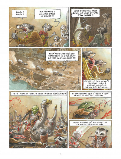 Page 4 Le règne tome 1
