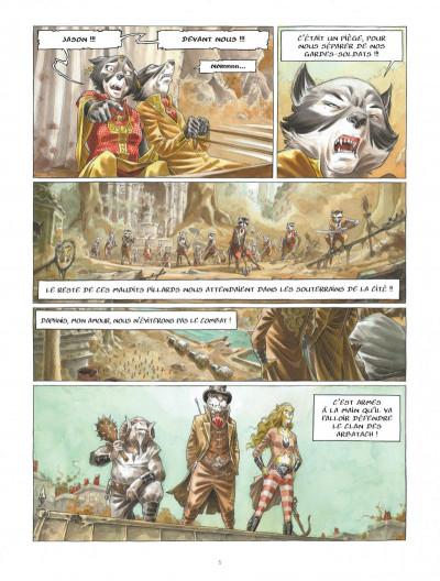 Page 5 Le règne tome 1