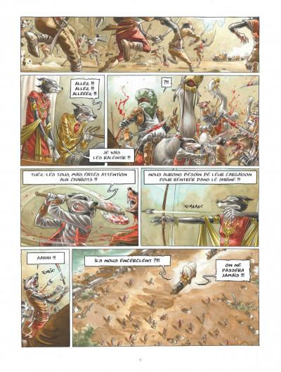 Page 6 Le règne tome 1