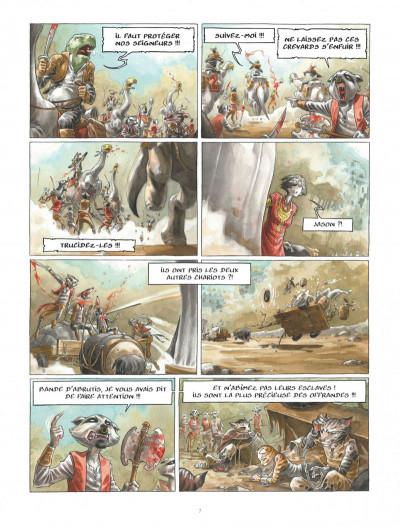 Page 7 Le règne tome 1