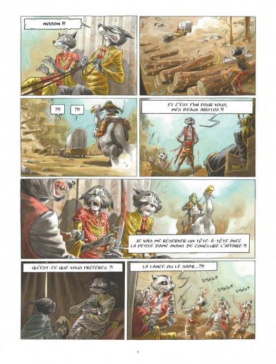 Page 8 Le règne tome 1