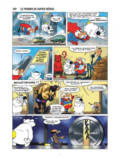 Page 3 Les nouvelles aventures de Cubitus tome 11