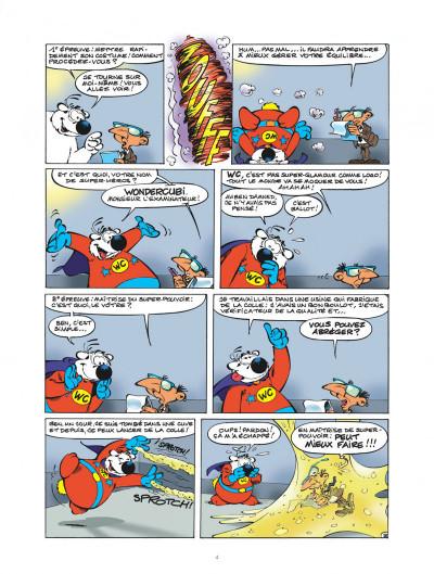 Page 4 Les nouvelles aventures de Cubitus tome 11