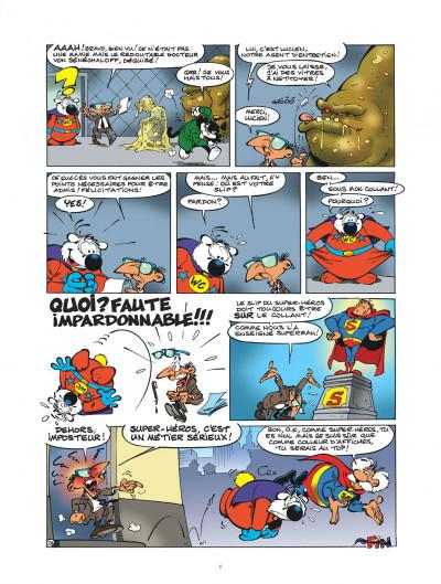 Page 6 Les nouvelles aventures de Cubitus tome 11