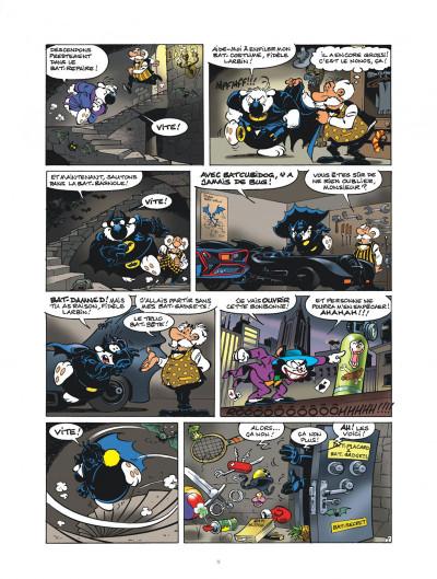 Page 9 Les nouvelles aventures de Cubitus tome 11