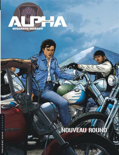 image de Alpha premières armes tome 3 - Nouveau round