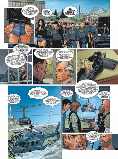 Page 1 Alpha premières armes tome 3
