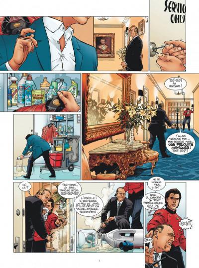 Page 4 Alpha premières armes tome 3