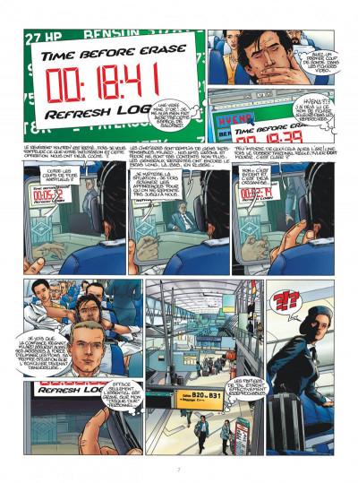 Page 7 Alpha premières armes tome 3