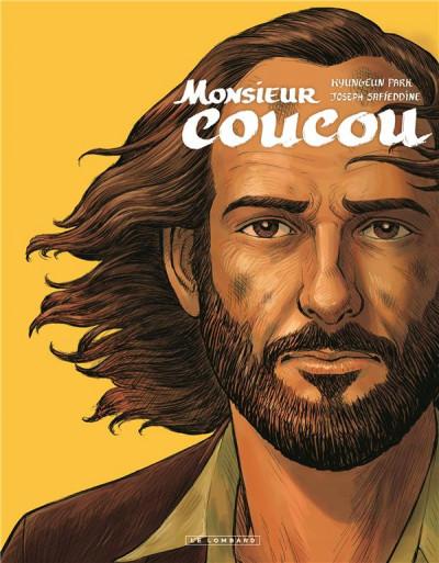 Couverture Monsieur coucou