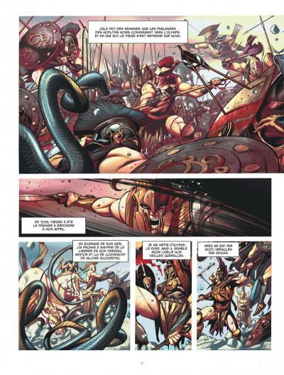 Page 4 Les prométhéens tome 3