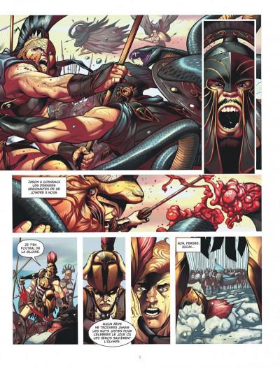 Page 5 Les prométhéens tome 3