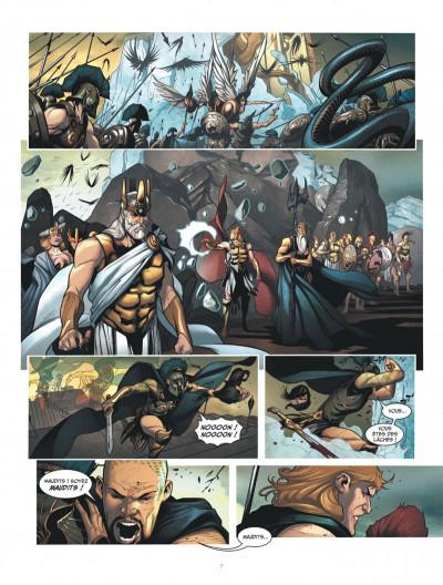 Page 7 Les prométhéens tome 3