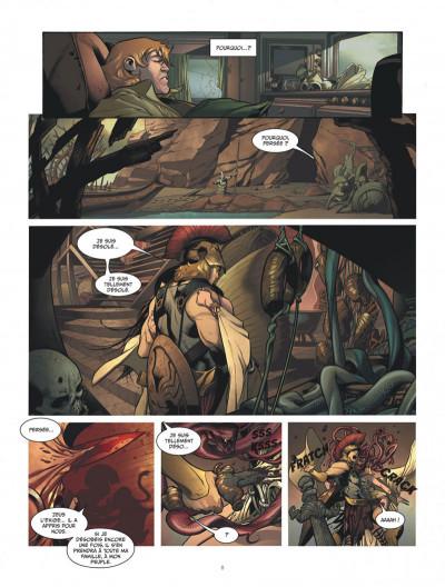 Page 8 Les prométhéens tome 3