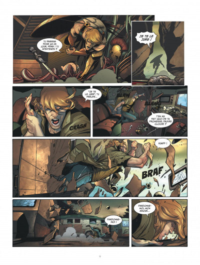 Page 9 Les prométhéens tome 3