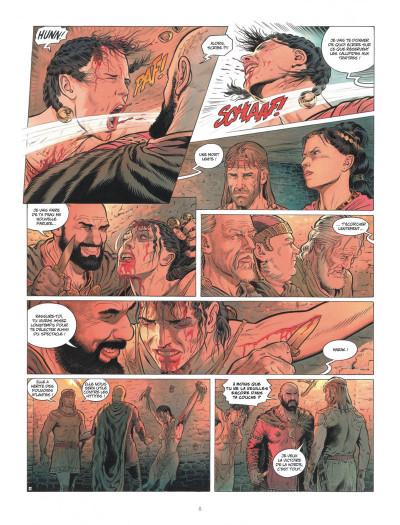 Page 8 Reconquêtes tome 4